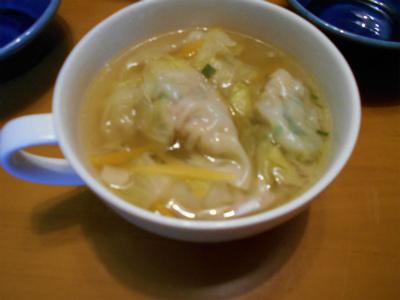3.31餃子スープ