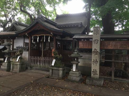 猿田彦神社・本殿_H29.06.27撮影
