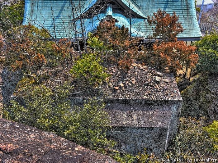 石の宝殿及び竜山石採石遺跡