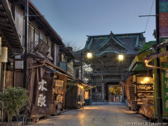 葛飾柴又の文化的景観1