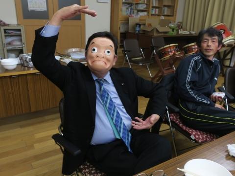 「新年会3連荘!」①