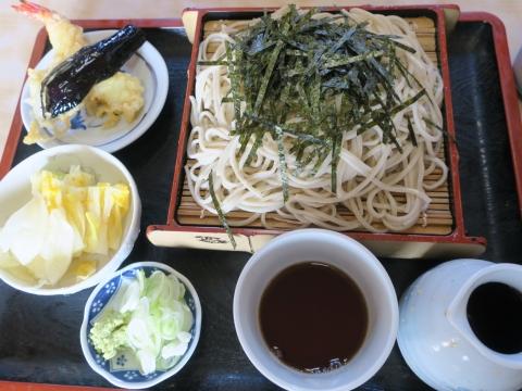 「生蕎麦 松坂屋」①