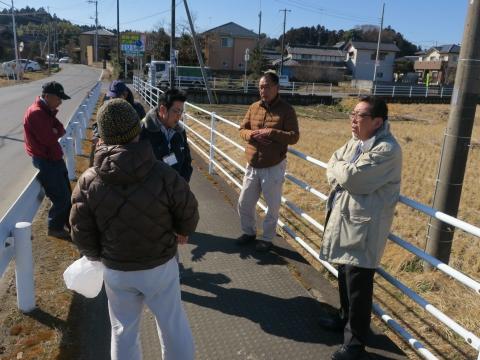 「三村羽成子地区急カーブ横断歩道・側溝問題」⓪