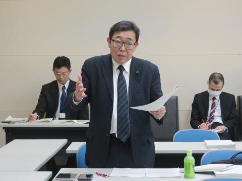平成30年2月26日「政務調査会」 (1)