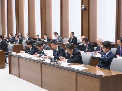 「予算特別委員会」副委員長1日目②