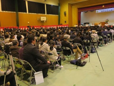 「城南中学校閉校式」 (3)