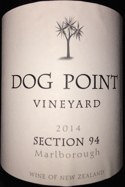 Dog Point Vineyard Section 94 2014