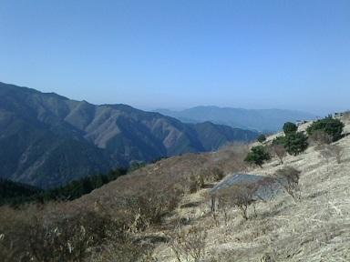 葛城山頂3