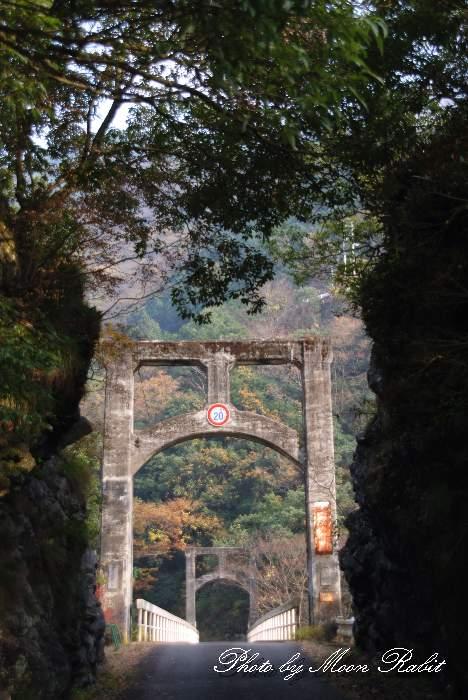止呂橋 笹ヶ峰林道