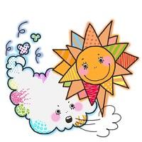 北風太陽夫婦