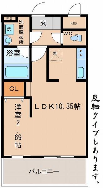 SKYWARD MOUNTAIN RESIDENCE C2タイプ 間取
