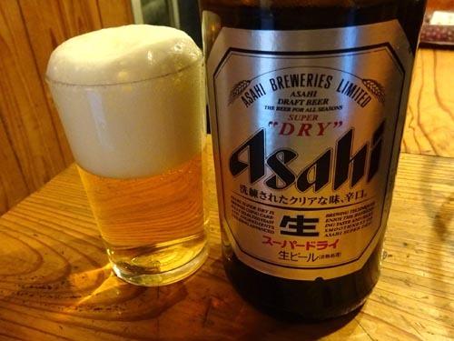 18中瓶ビール