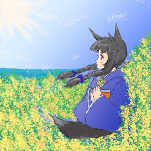 乙女狐初春を想う2028