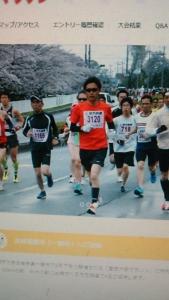 180331 マラソン大会に