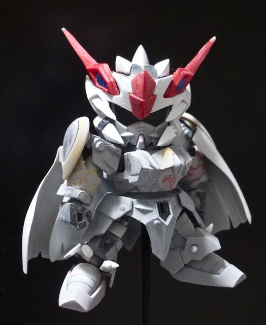 魔竜剣士ゼロガンダム1