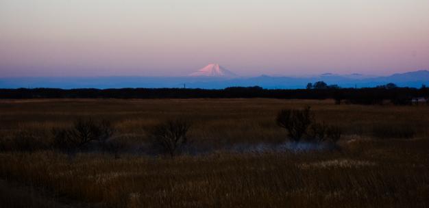 富士と渡良瀬