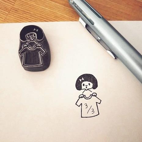 Tシャツとワタシ②