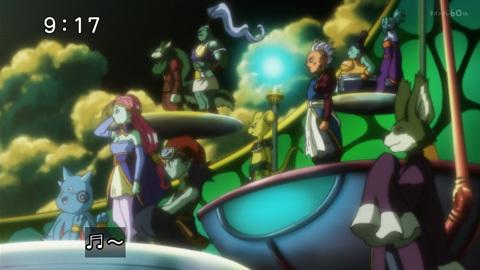 ドラゴンボール超 131話(最終回) 感想44 第9宇宙