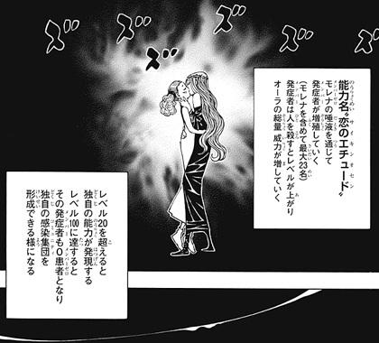 ハンターハンター 378話 恋のエチュード