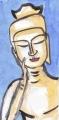 3弥勒菩薩半跏像広隆寺
