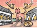 5猫の霧子