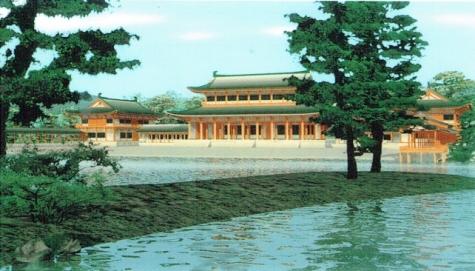 神泉苑イメージ図