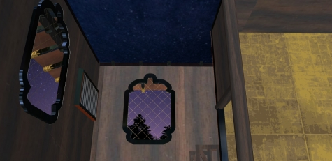 摘星楼の天井