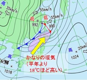 20180328天気図
