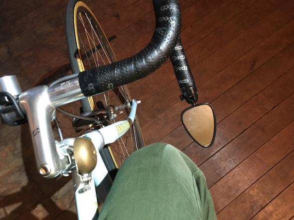 自転車 ミラー
