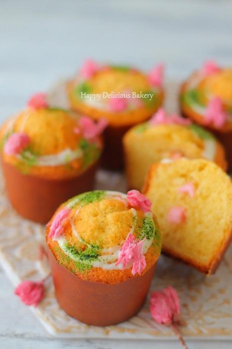 302桜カップケーキ2