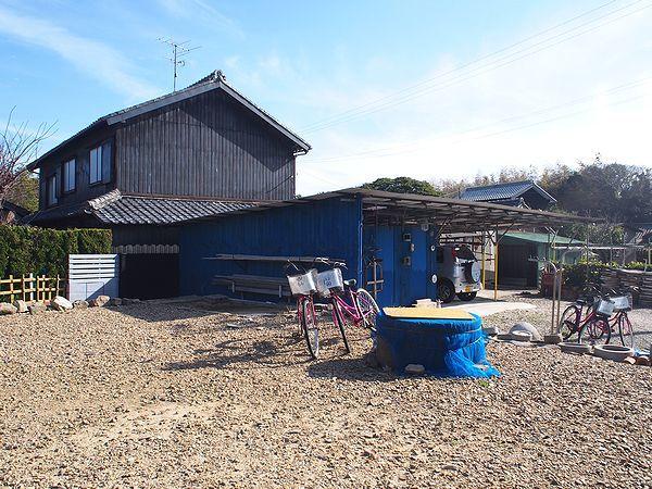 佐久島の西集落