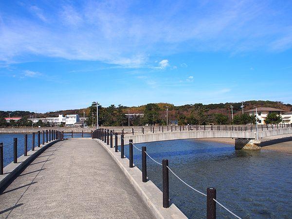 佐久島の橋