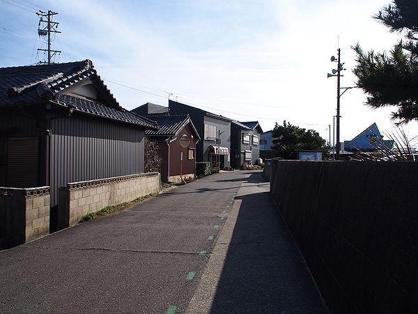 佐久島東集落