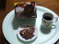 2/25 間食 ロイズのポテトチップチョコレート