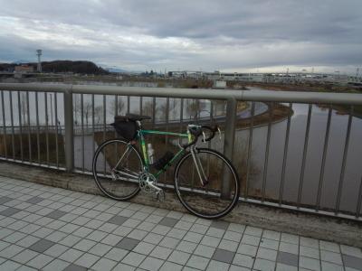 朝ラン鶴見川