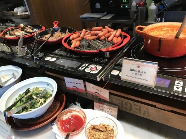 リッチモンドホテル 福岡天神 宿泊・朝食バイキング (31)