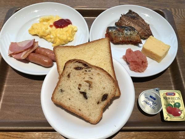 リッチモンドホテル 福岡天神 宿泊・朝食バイキング (24)