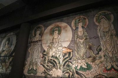仁和寺観音堂壁画