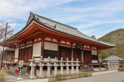 壺坂寺礼堂