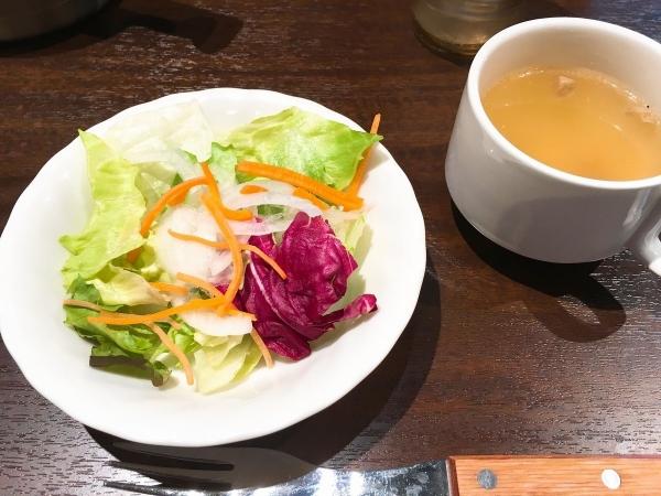2018-03-01 サラダとスープ