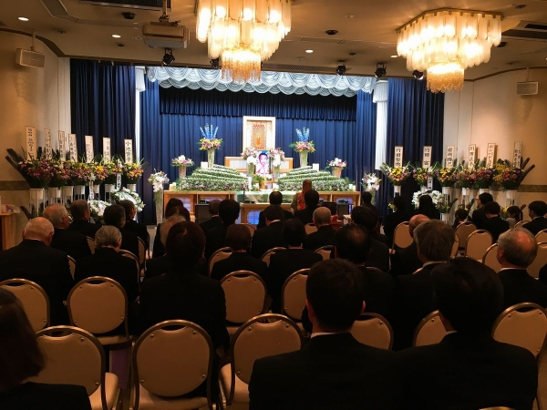 2018-03-22 葬儀