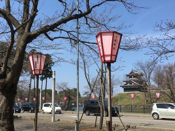 2018-03-27 ぼんぼり