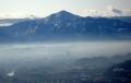 山頂から武甲山