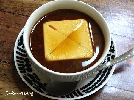 なんとなく 2-25 お豆腐だけの朝