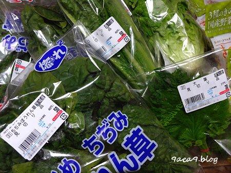 大量野菜ゲット 2