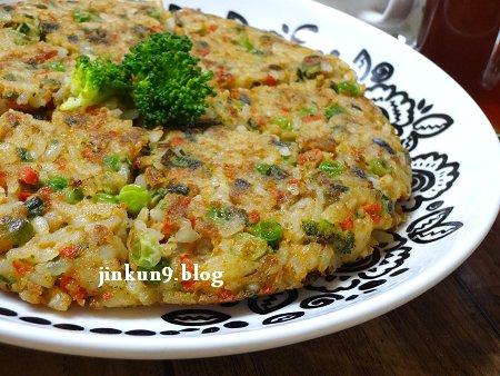 なんとなく 3-01 野菜6 ご飯3 卵1 な 野菜焼き 2