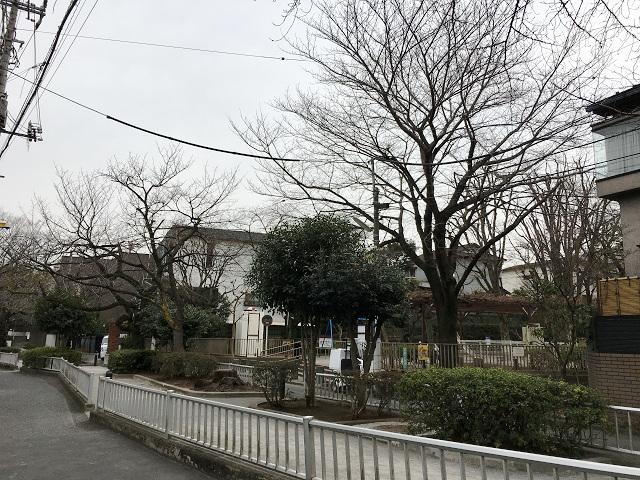 どんより曇り北風が吹く寒い日の東京3@2018年2月12日 by占いとか魔術とか所蔵画像