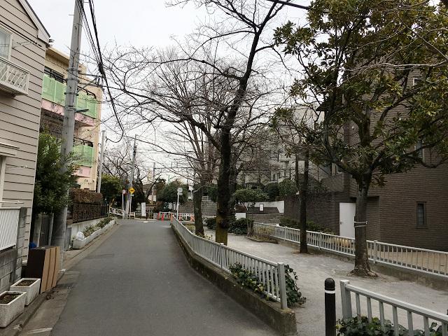 どんより曇り北風が吹く寒い日の東京4@2018年2月12日 by占いとか魔術とか所蔵画像