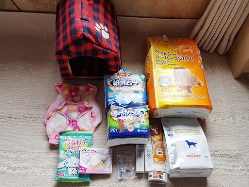 支援物資(洲本市  Sさま)