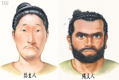 日本人のルーツを明かす DNA